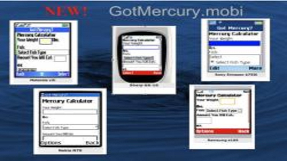 Seafood and Sushi Lovers Can Now Check Mercury Levels on the Go