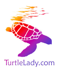 Turtle Lady Art logo