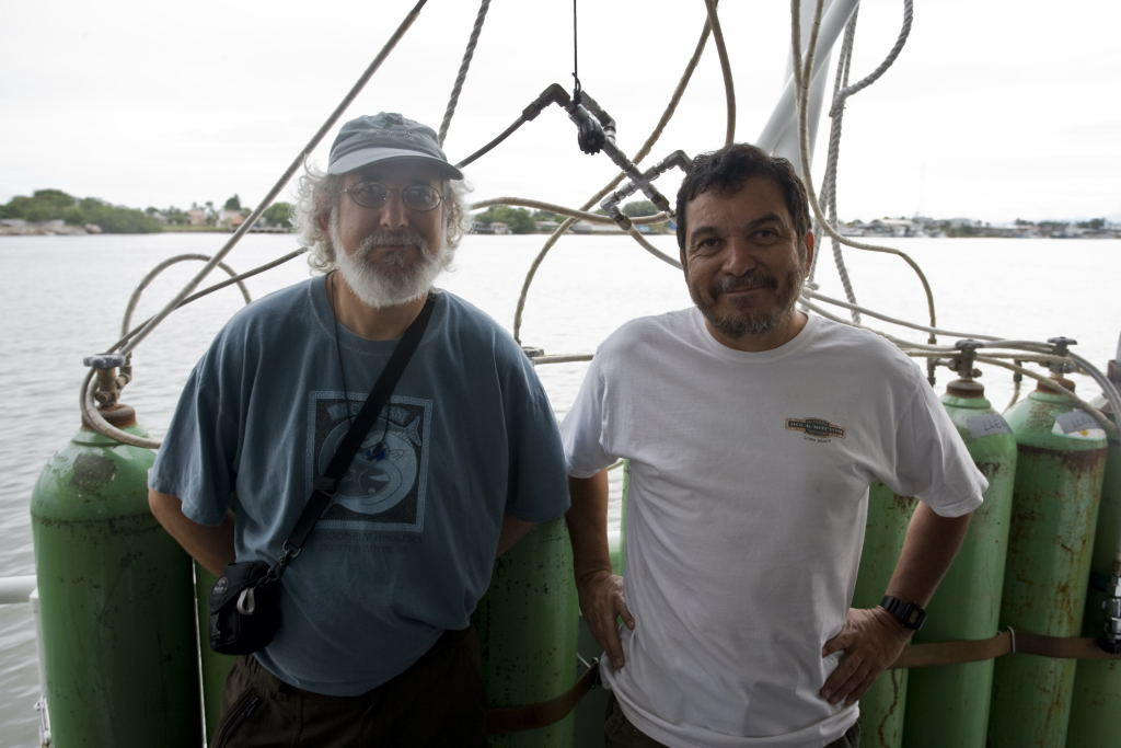 Goldman Prize Winner Calls for End to Industrial Shrimp Trawling