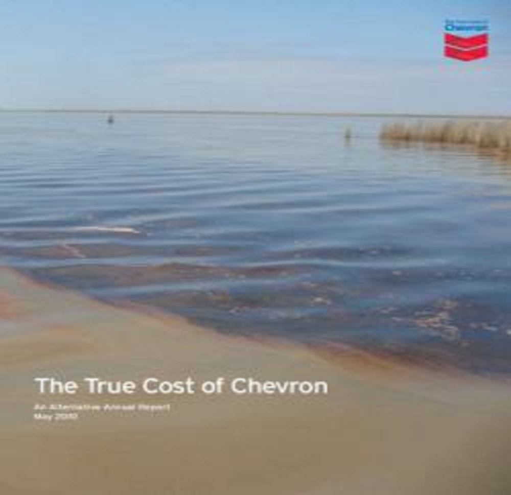 Threats to Endangered Sea Turtles from Oil and Gas Exposed in Chevron Alternative Annual Report and Ads