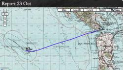Farallones Expedition Trip Report for Leatherback Watch Program
