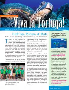 Viva La Tortuga News