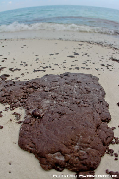 Galveston Oil Spill is Wake up Call for Texas