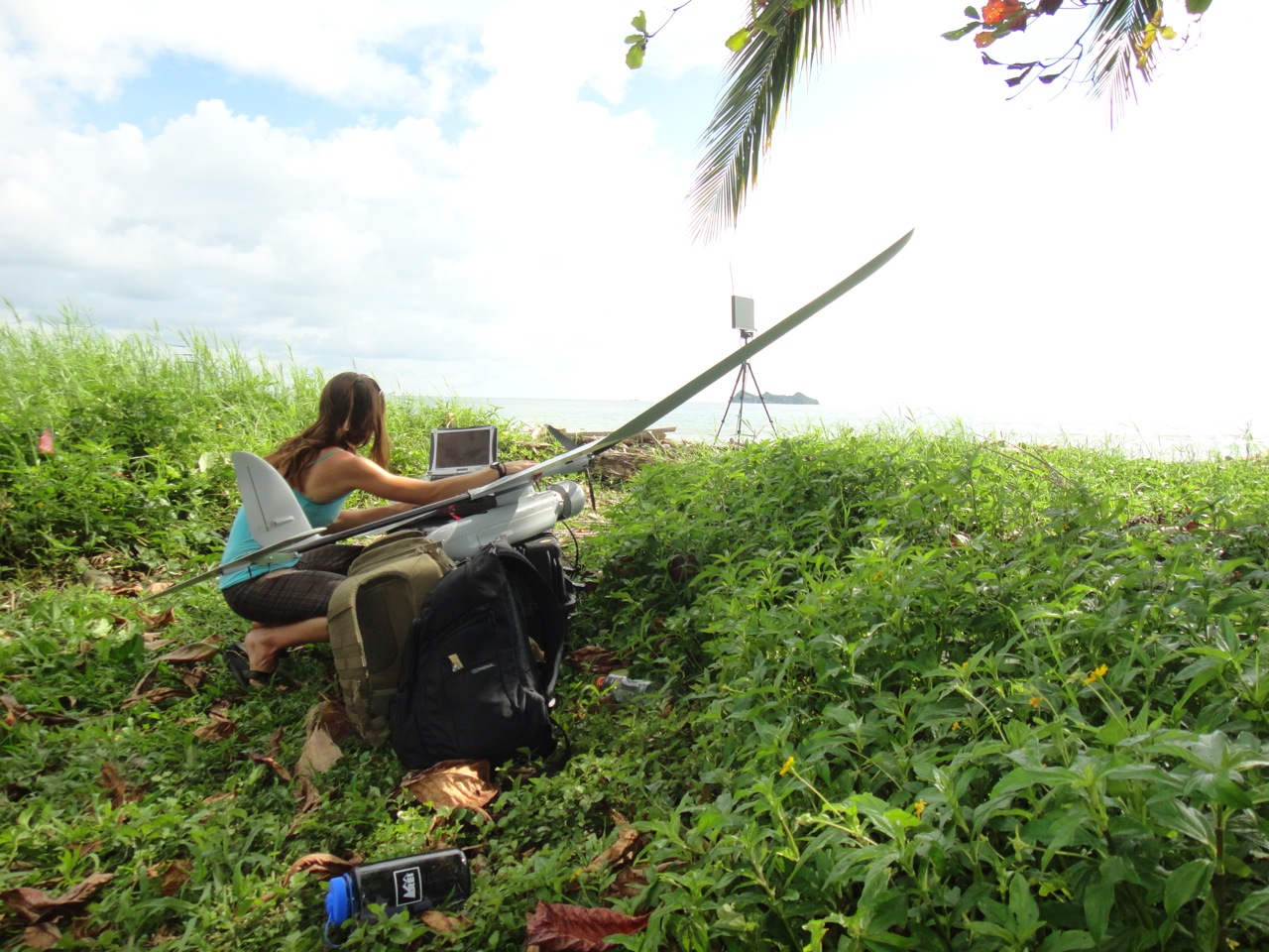 Cocos Island Marine Protected Area Sky Patrol Project