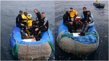 Whale Shark Research Cruise 2014: Update from the Field