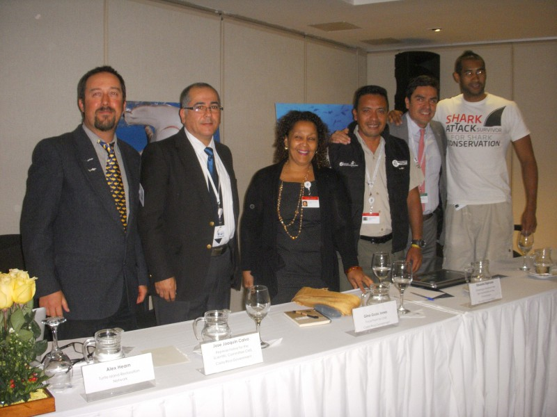 Marin-based Organization Fights for Shark Conservation at U.N. Wildlife Conference in Ecuador