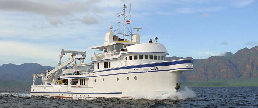 Cocos - Undersea Hunter Argo