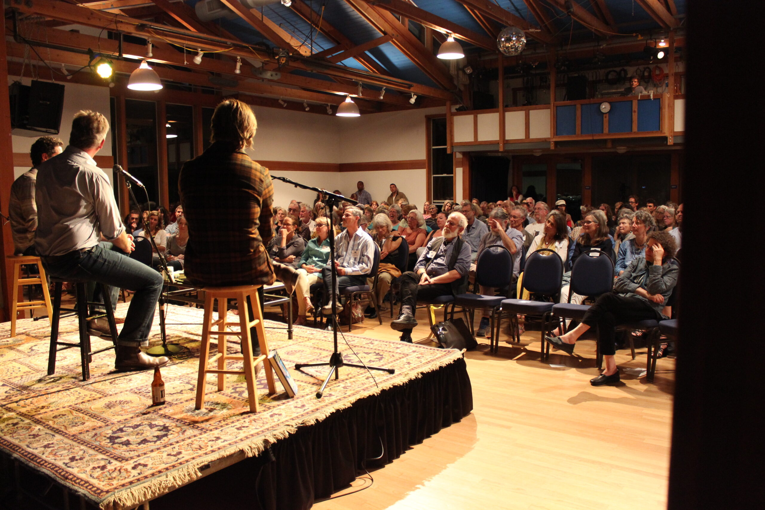 Book Talk in Point Reyes Station Brings Together Ocean Authors and Conservationists