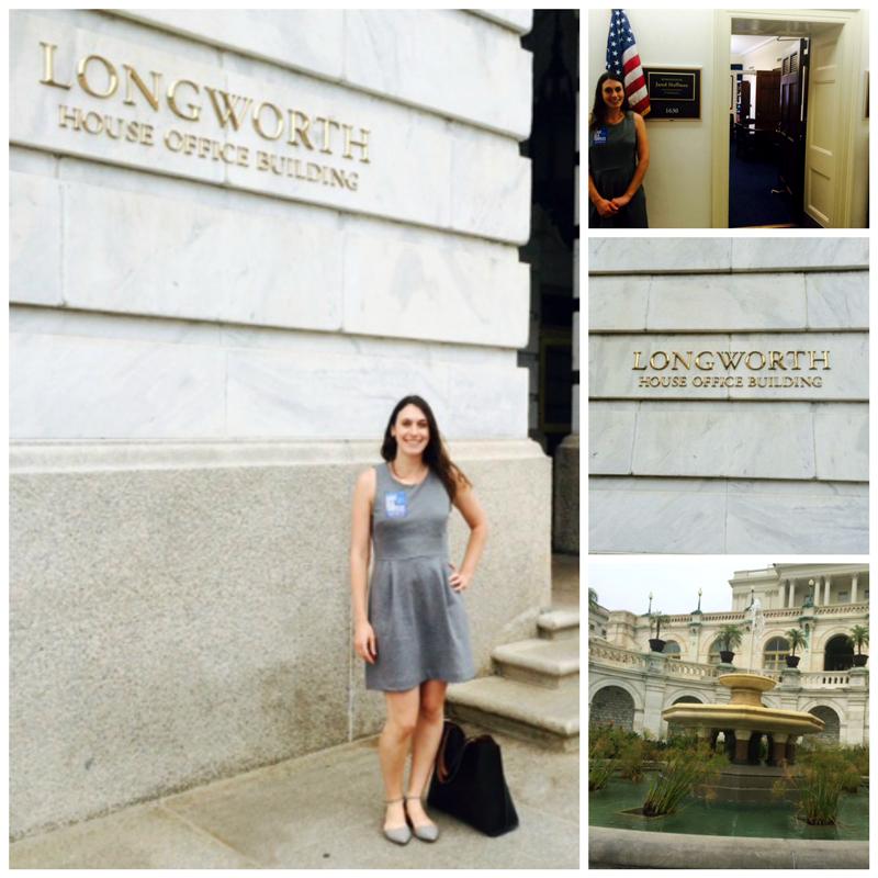 Joanna Nasar in Washington, D.C.