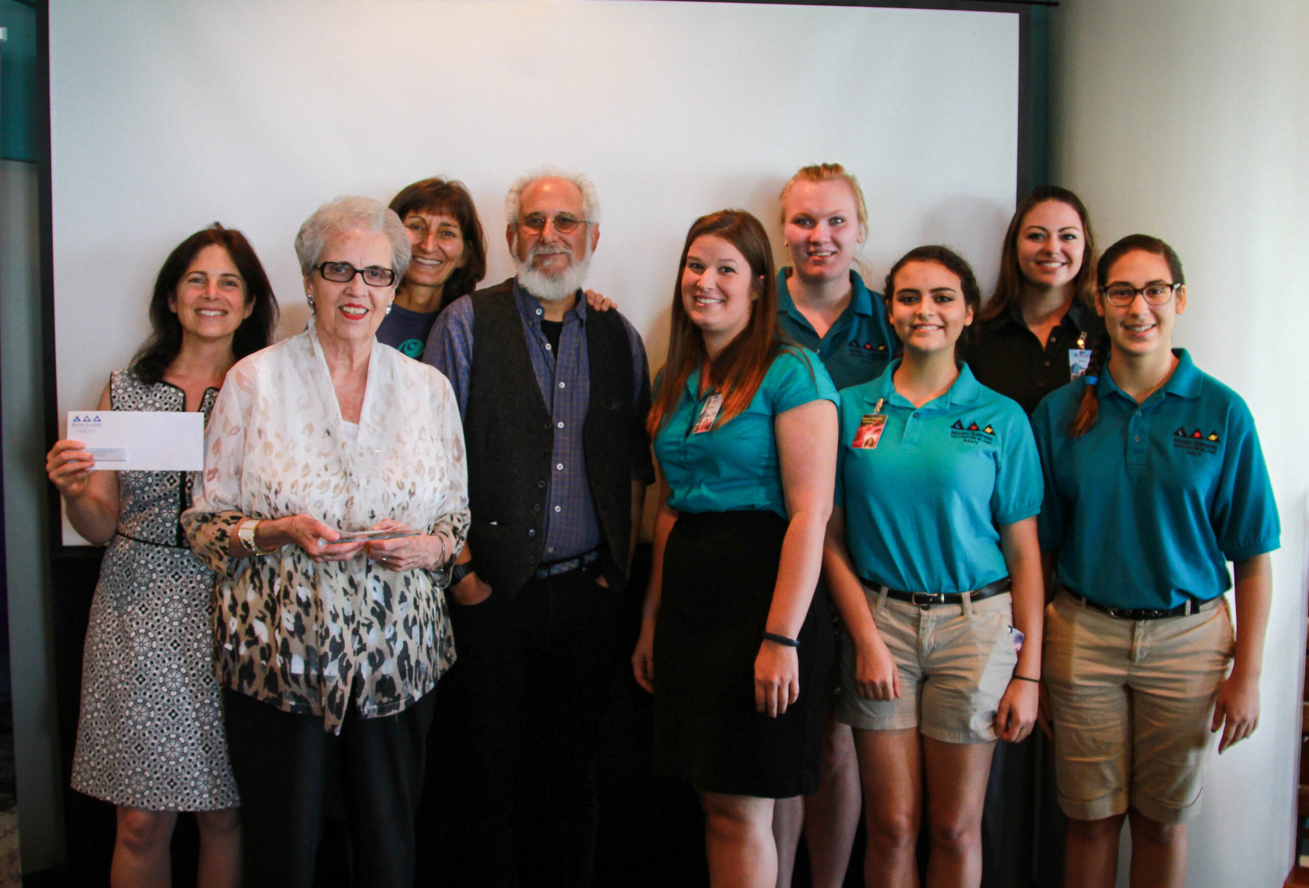 Sea Turtle Heroine, Carole Allen, Honored for Lifetime of Work with a Sea Turtle Celebration at Moody Gardens