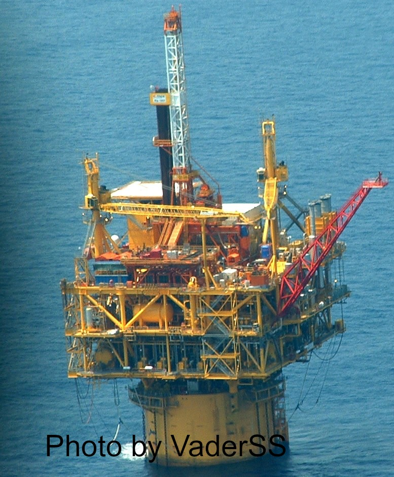 Say No to Plan to Discard Oil Rig in Marine Sanctuary
