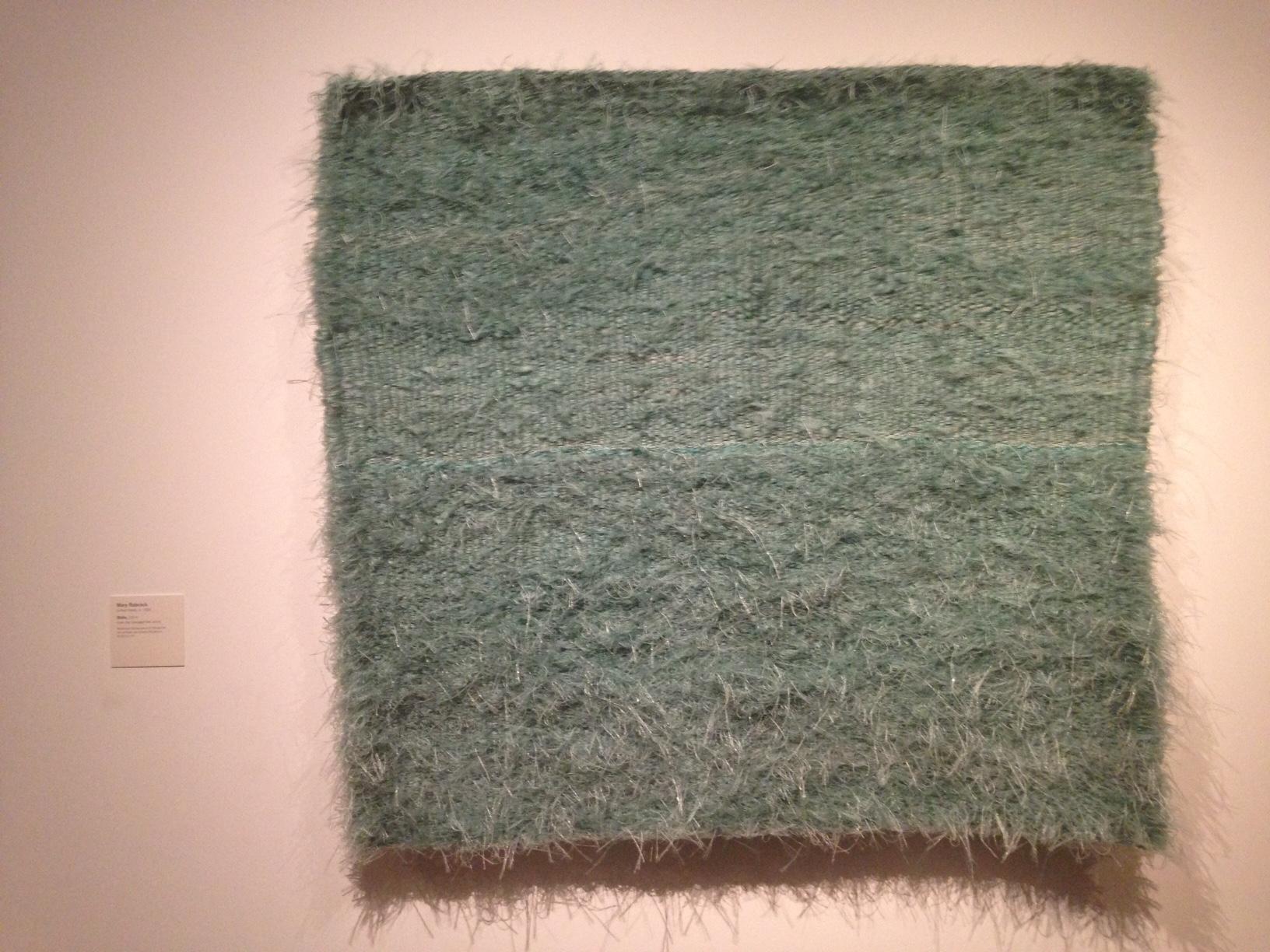 Discarded Fishing Net Belongs in Museum, Not In Ocean