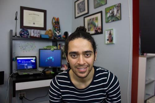 Spotlight on an Ocean Champion: Diego Jimenez