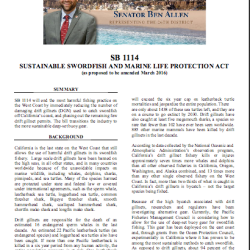 Senate Bill 1114 Fact Sheet (2016)