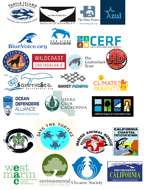 Coalition Urges Leaders to Support Senate Bill 1114 to Phase Out Driftnets