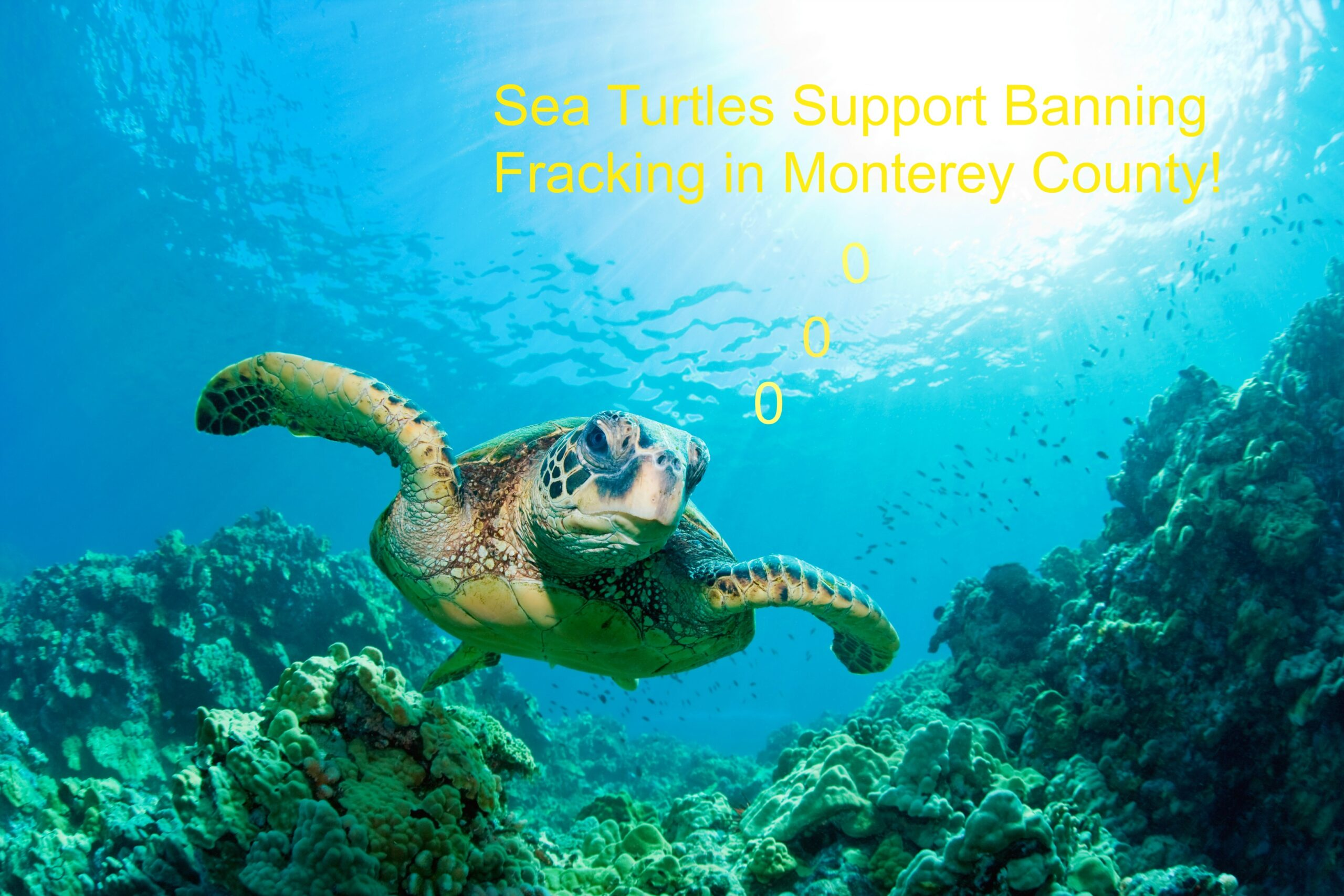 Voters Have Chance to Ban Fracking in Monterey County, California