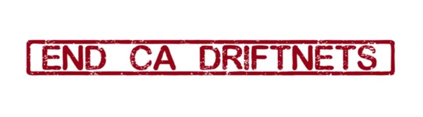 Californians Support a Driftnet Ban