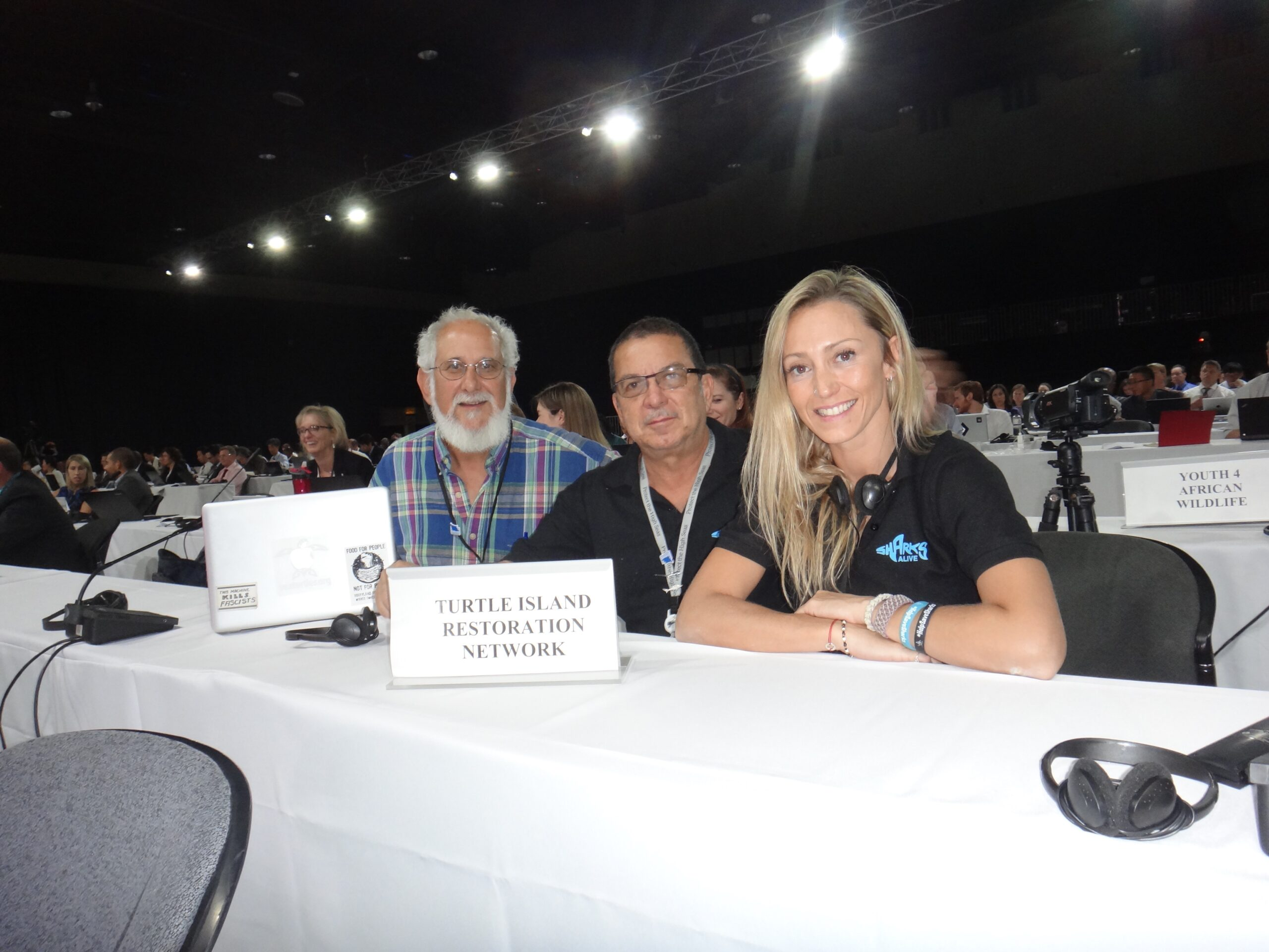 Fighting for Silky Shark Protections Globally
