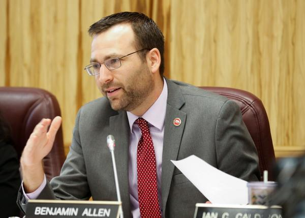 Senator Ben Allen Nominated for Presidential Champions of Change Award