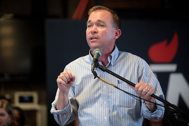 Turtle Island Statement on OMB Director Candidate Mick Mulvaney