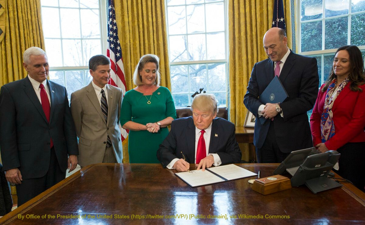 Trump Executive Order Requires Repeal of Rules, Undermines Environmental Protection