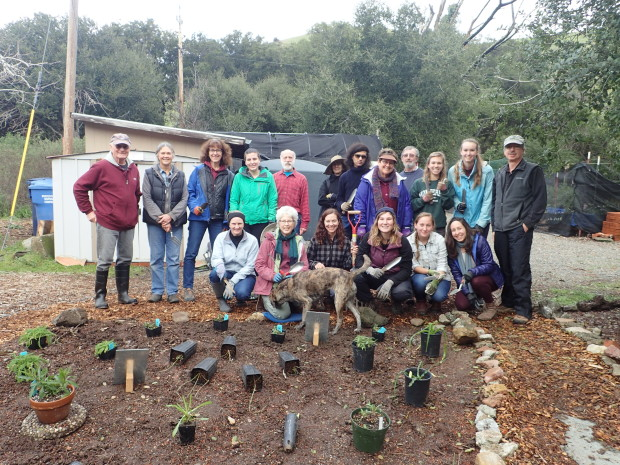 The second of the two-series Pollinator Garden Workshops hosted by SPAWN's Native Plant Nursery.