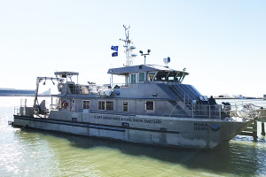 Research vessel 600