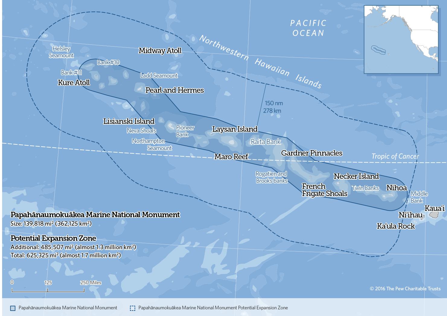 #MonumentMonday: Papahanaumokuakea Marine National Monument