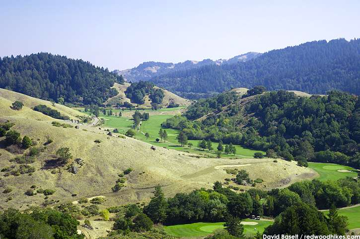 Local Support Pours in for Marin County's Plan to Return a Golf Course to its Wild State