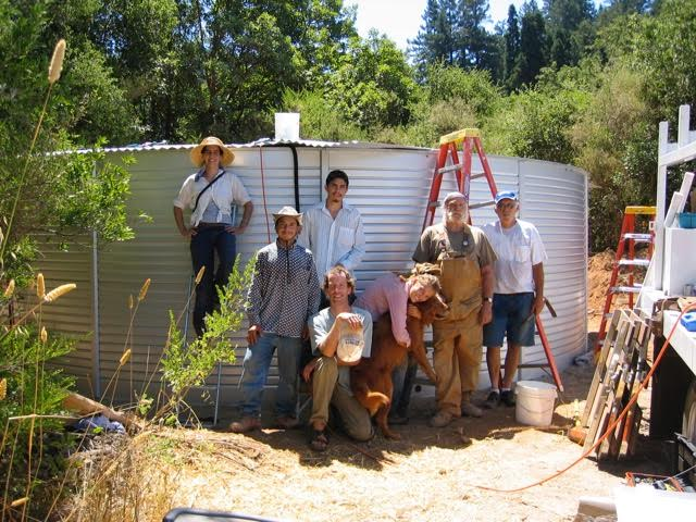 Marin School Hits Water Conservation Milestone
