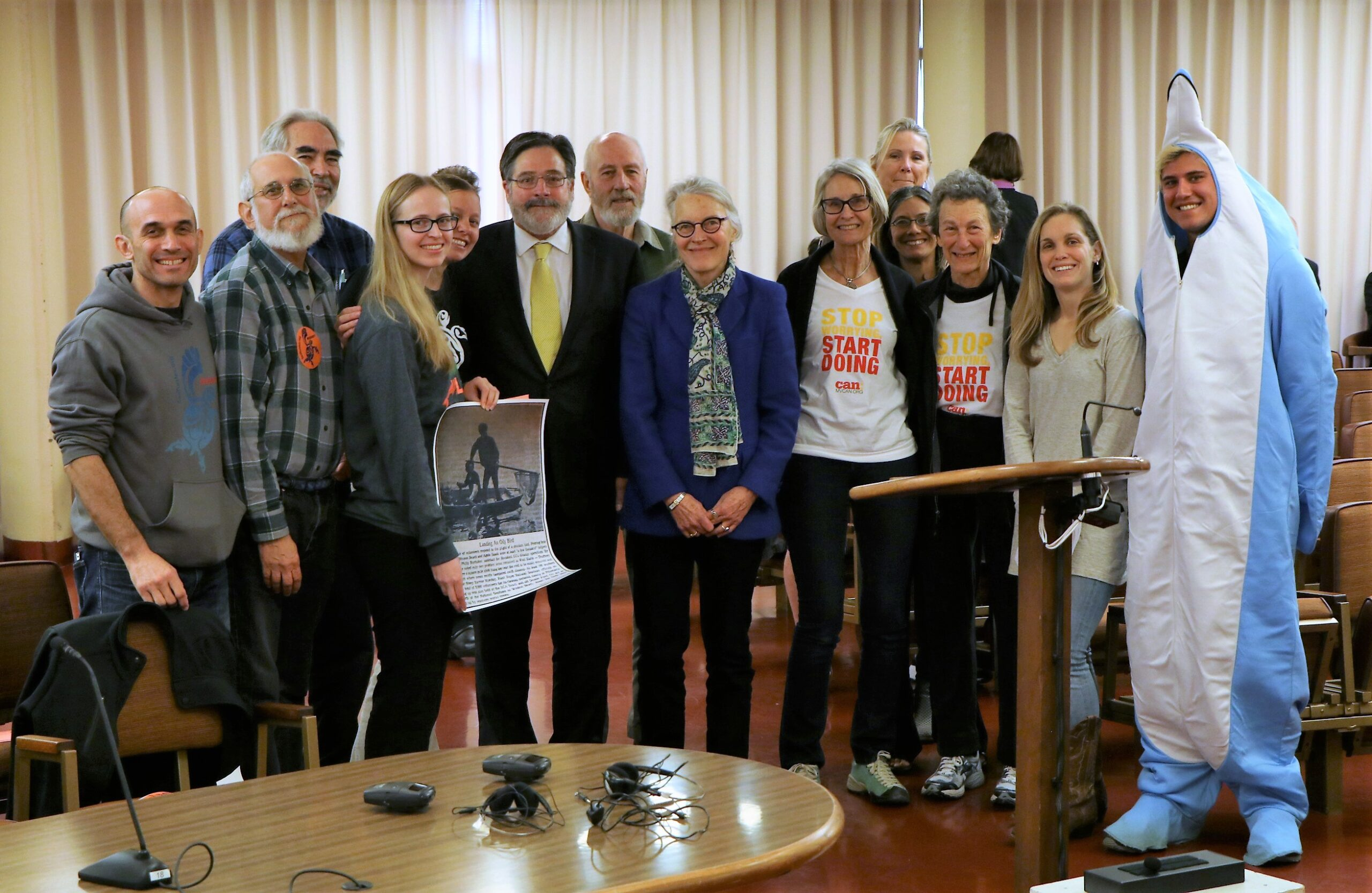 Marin County Passes Resolution Opposing Offshore Drilling, Joining 25 Other California Communities