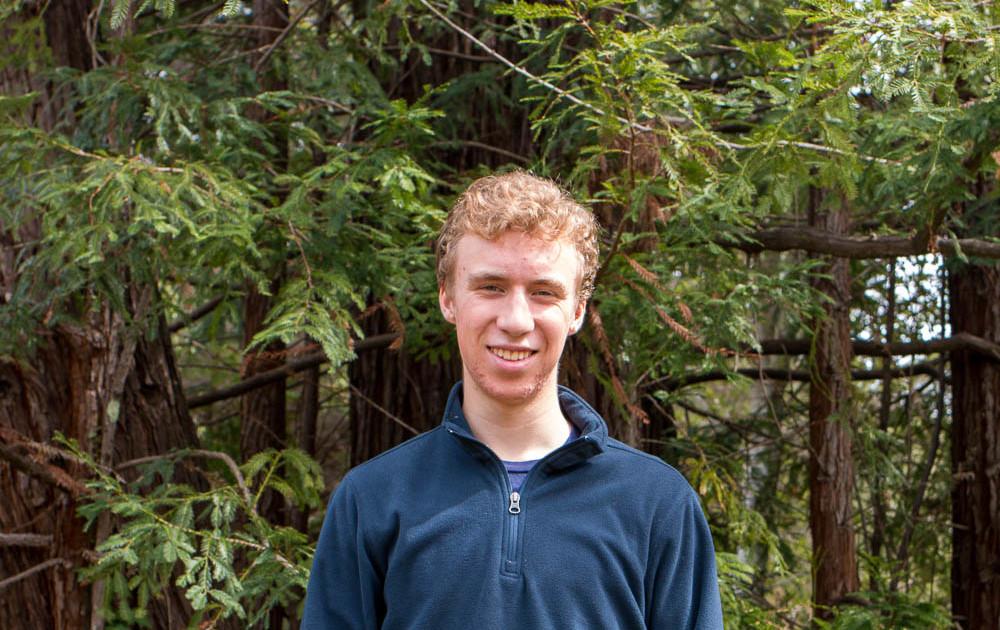 Volunteer Spotlight: Nate Peterson