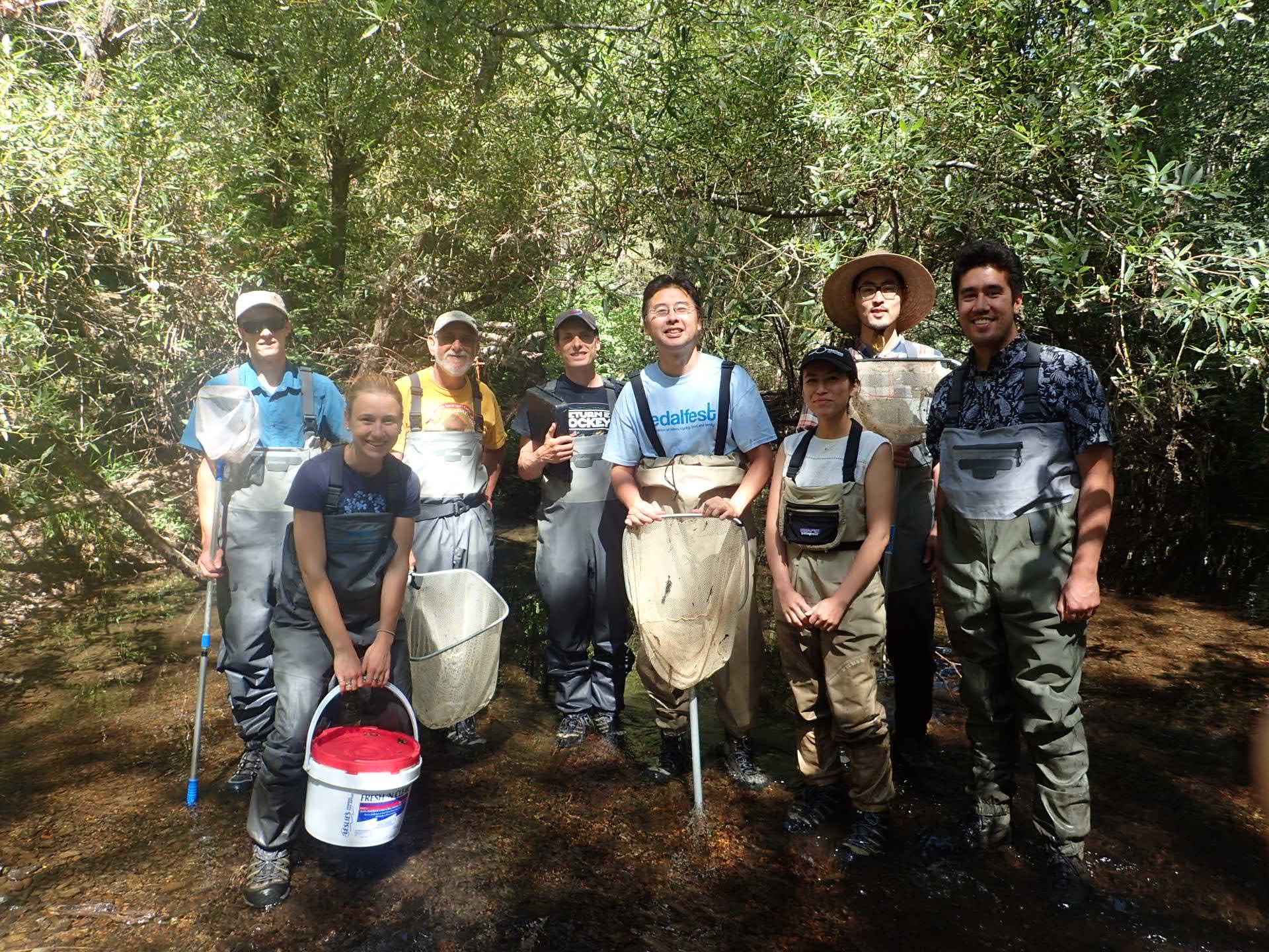 SPAWN Surveys for Wildlife for Tocaloma