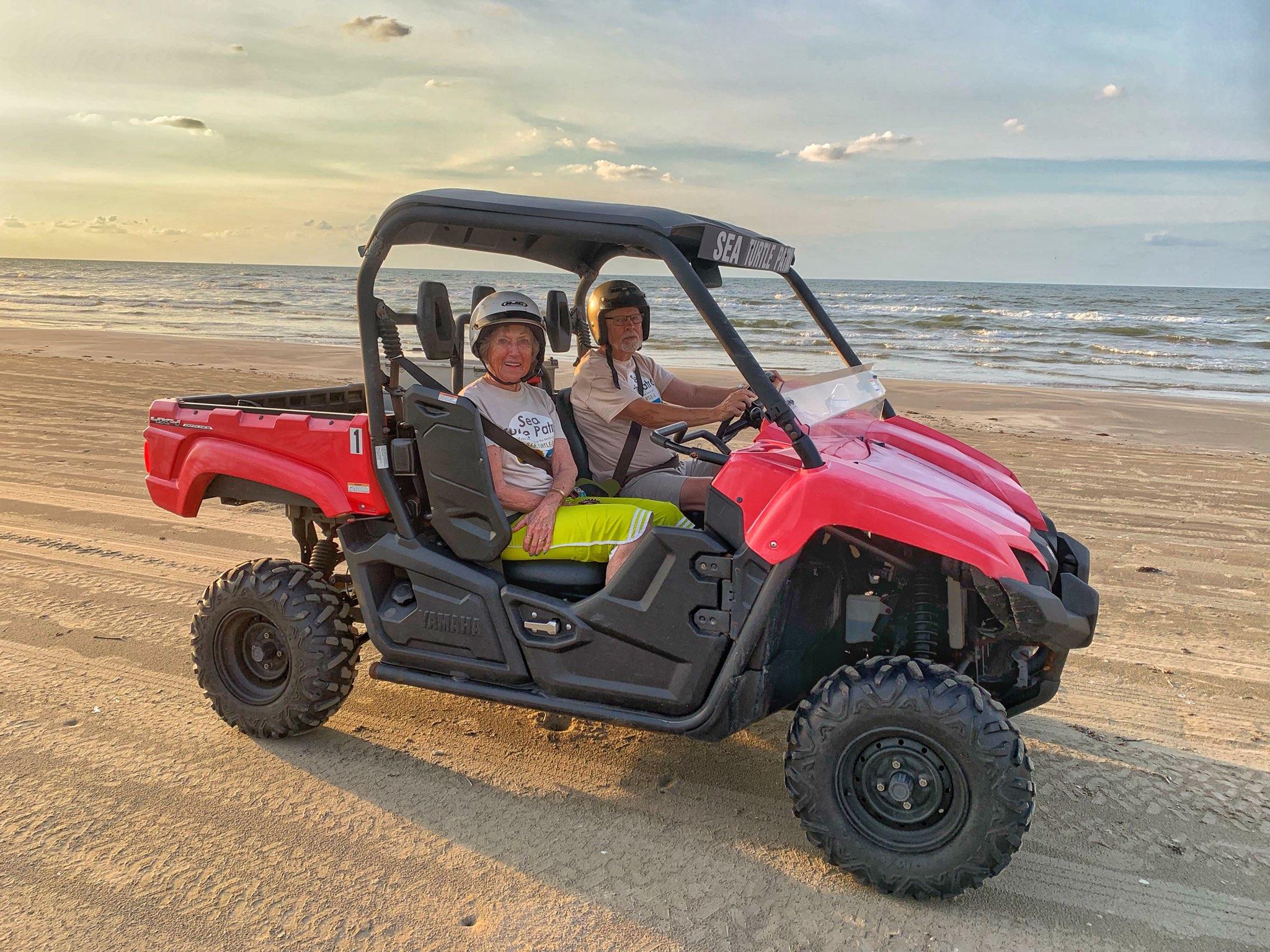 COVID-19 Delays Sea Turtle Nest Patrols on Upper Texas Coast