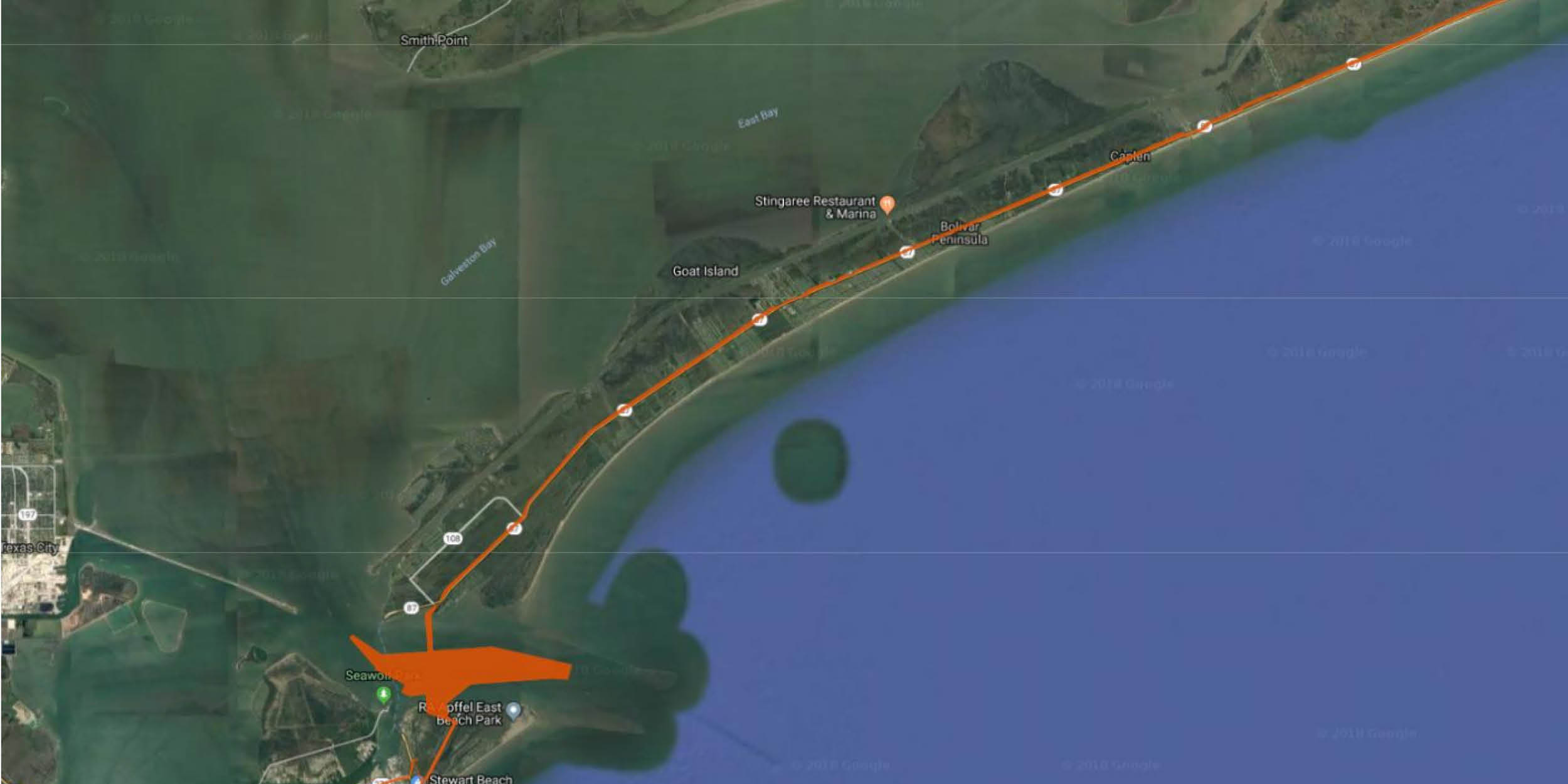 'Ike Dike' Proposal Contains Incorrect Data About Resident Sea Turtles
