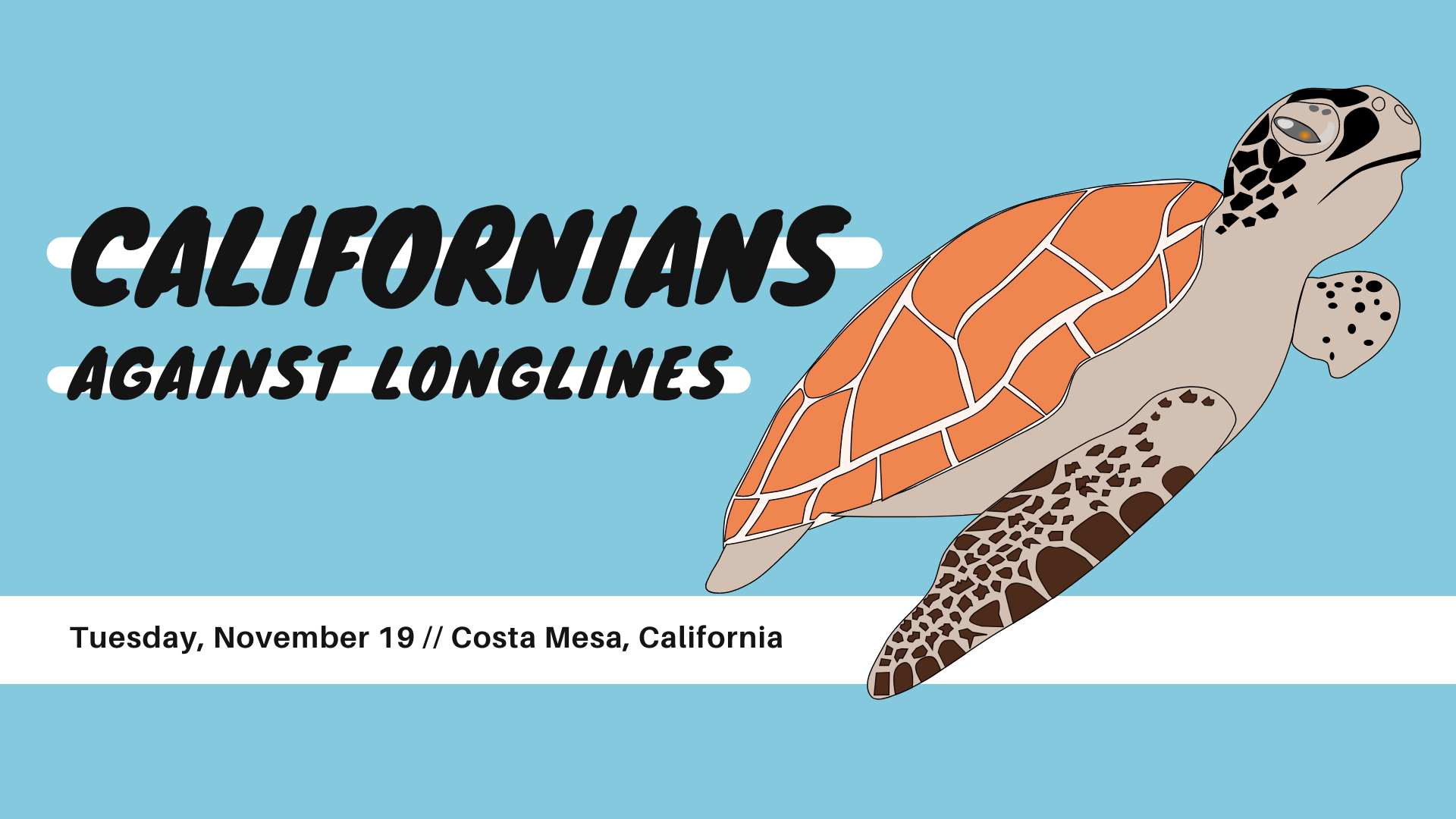[ADVISORY] Tuesday rally planned to stop deadly longline fishery off California coast