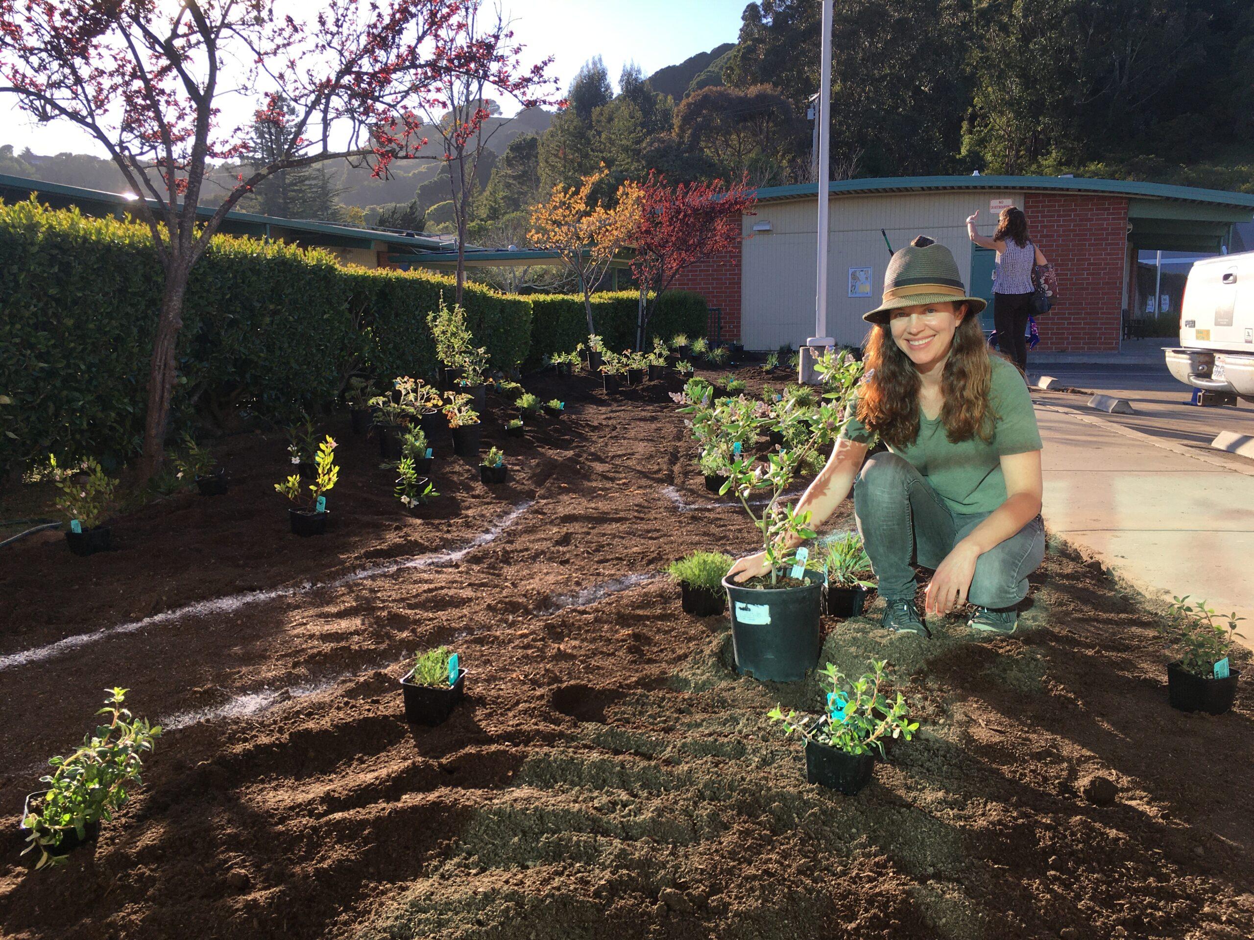 Pollinator Power: SPAWN Creates Monarch Waystations With Marin County Schools