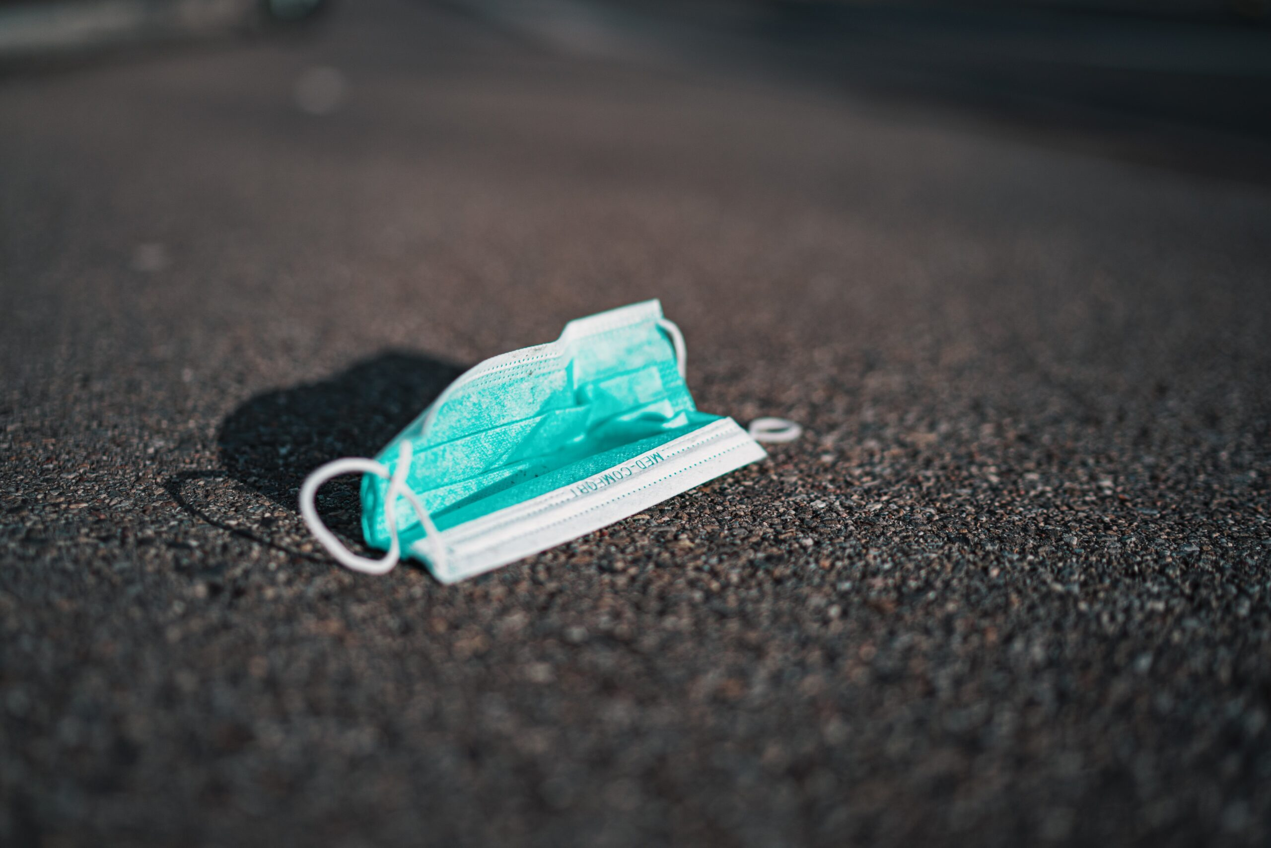Plastics in the Time of Coronavirus