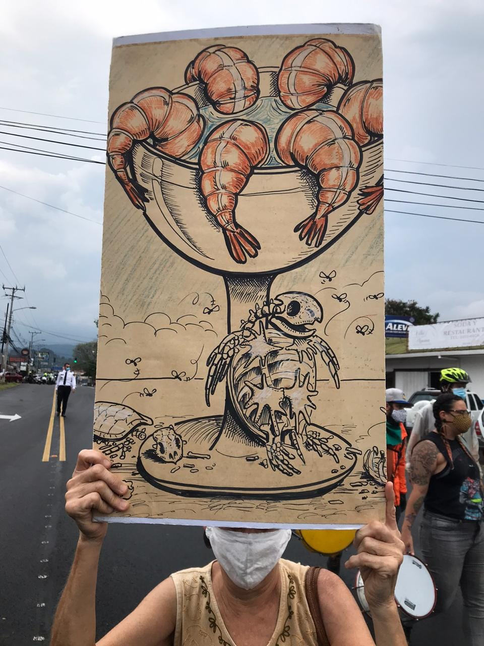 Thousands Oppose Controversial Trawl Fishing Bill in Costa Rica