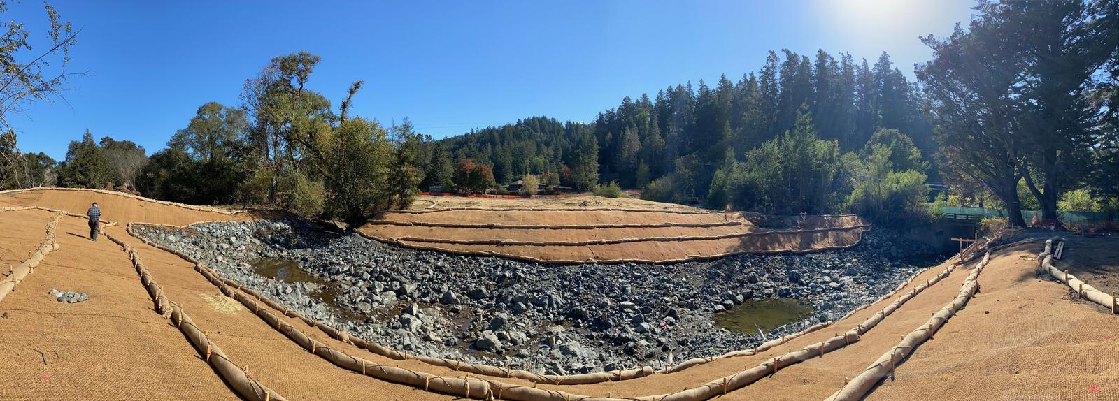 100-Year-Old Dam Removed From Former Golf Course for Salmon Migration