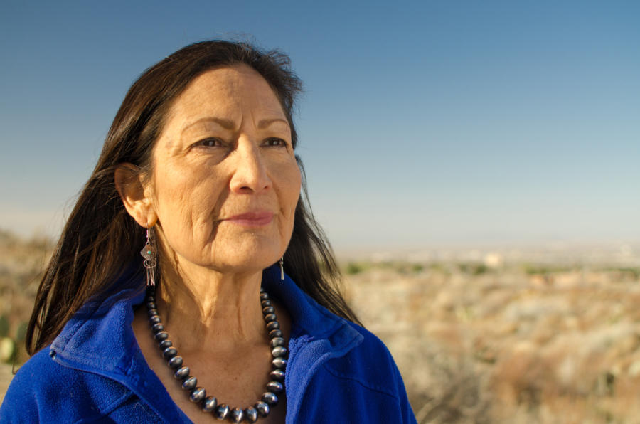 Deb Haaland Confirmed As First Native American Interior Secretary